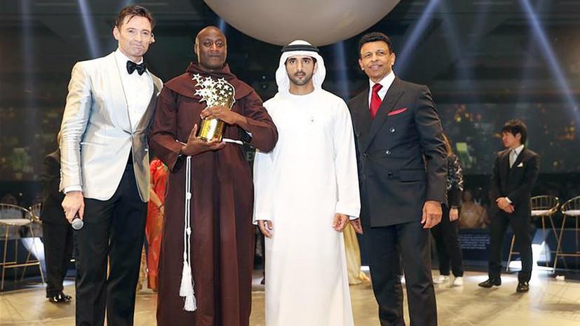 «Лучшему учителю в мире» вручили $1 млн в Дубае