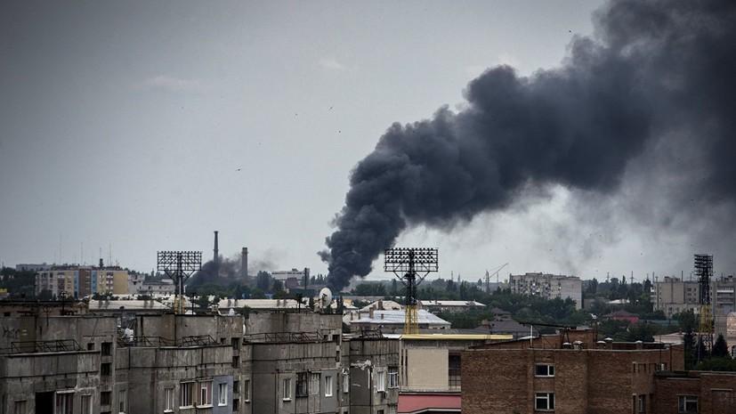 Экс-сотрудник СБУ: Киев предполагал большое число жертв в Донбассе