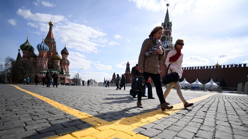 Синоптики прогнозируют «мощное потепление» в Москве 28 марта