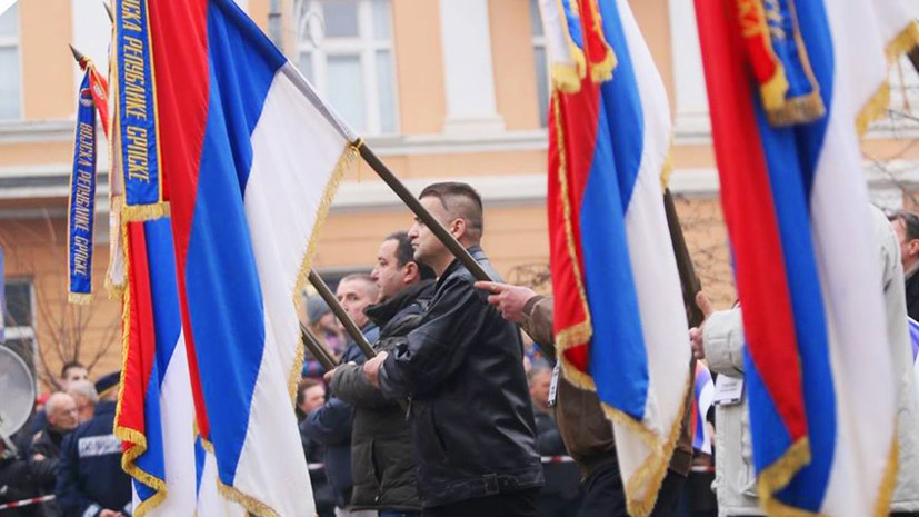 «Государство развалится очень быстро»: как боснийские сербы могут воспринять вступление Боснии и Герцеговины в НАТО