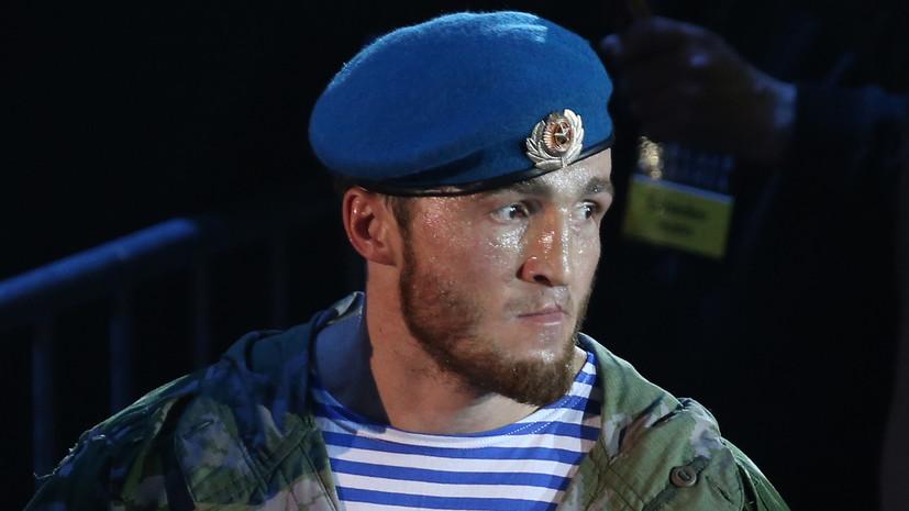 Лебедев может вновь стать чемпионом мира по версии WBA