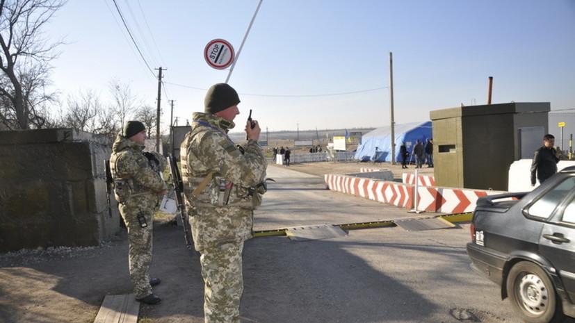 Итальянский журналист рассказал подробности недопуска на Украину