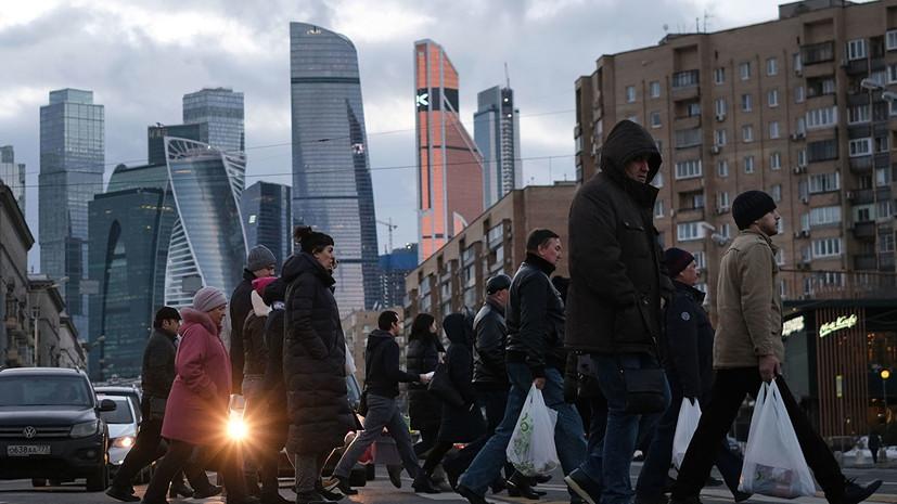 В Гидрометцентре рассказали о причинах потепления в Москве