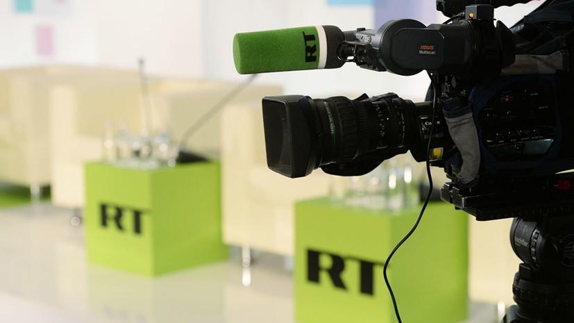 Устроившего телемост с RT сотрудника Латвийского телевидения уволили