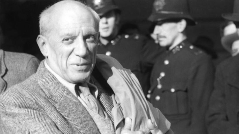 В Нидерландах нашли украденную 20 лет назад картину Пикассо