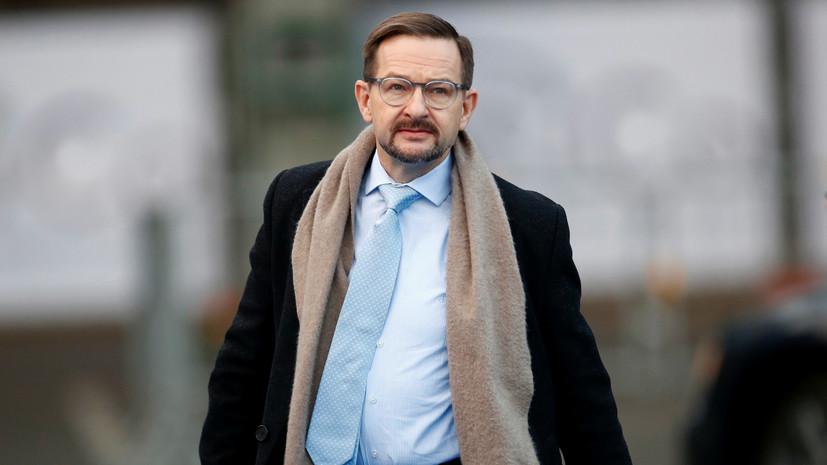 Генсек ОБСЕ приедет в Москву 25 апреля