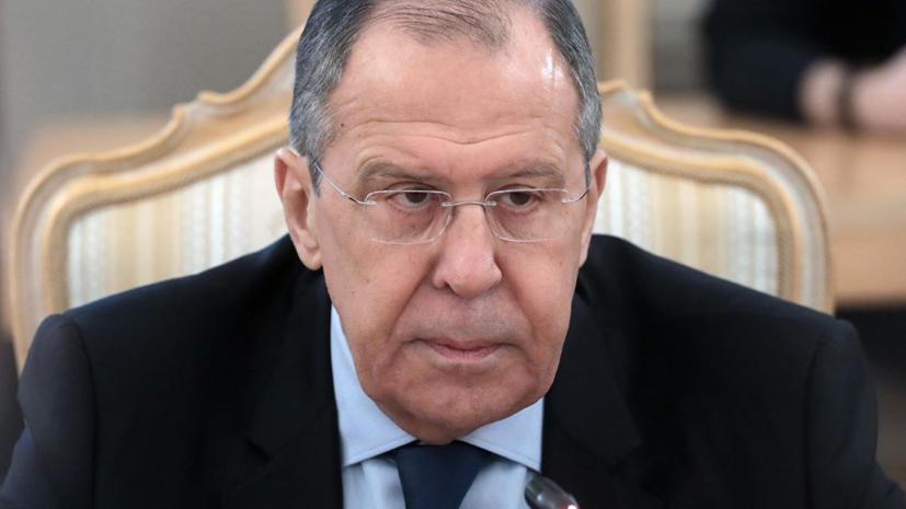 Лавров заявил о настойчивом навязывании США своих подходов