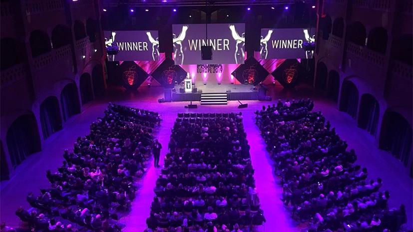 RT завоевал золото и два серебра премии Promax Europe
