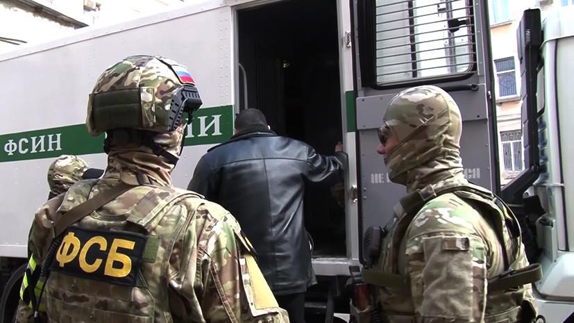 «Будут отвечать в соответствии с законами РФ»: в Крыму задержали 20 членов террористической организации