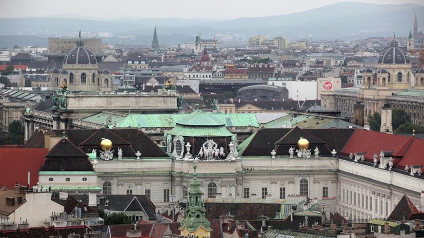 В Вене задержали подозреваемого в попытках организации терактов в Германии