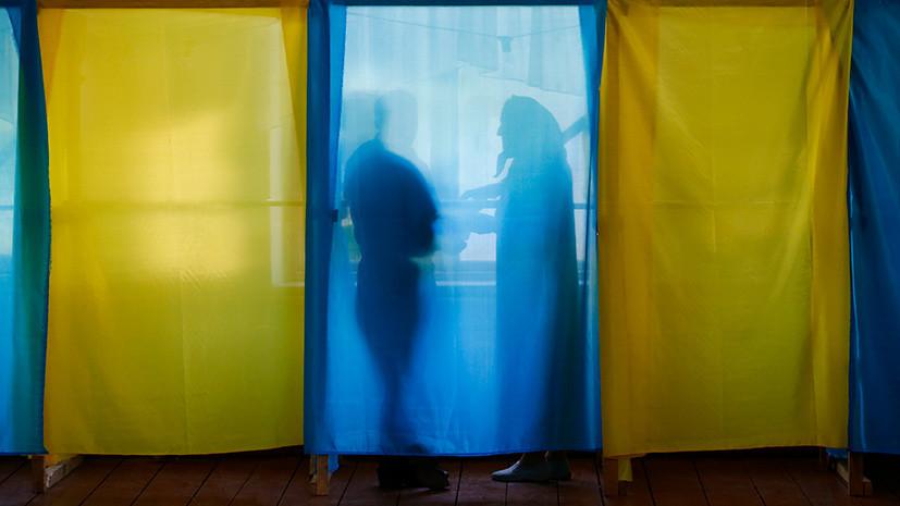 Опрос: более 84% украинцев планируют участвовать в выборах президента