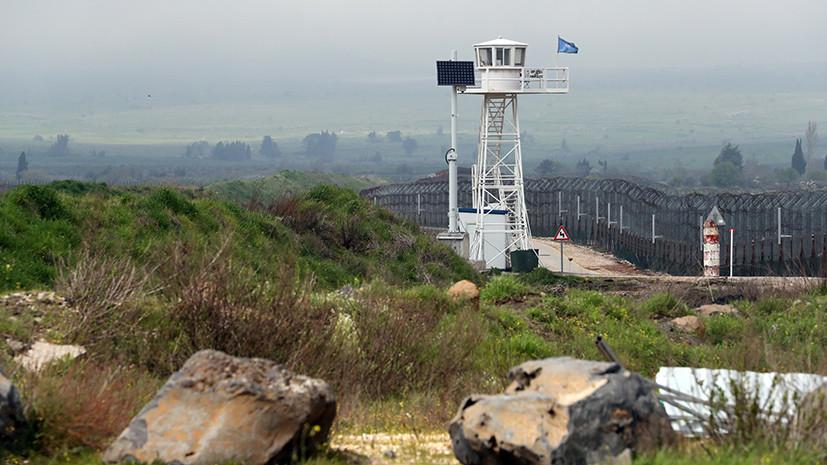 «Подарите Израилю пару штатов»: как прошло заседание Совбеза ООН по Голанским высотам