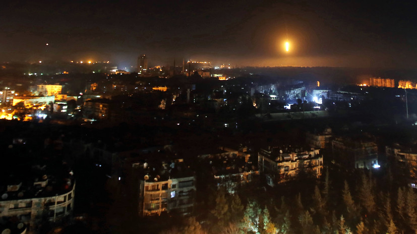 «Во время заседания СБ ООН по Голанам»: Сирия сообщила об авиаударах Израиля по провинции Алеппо