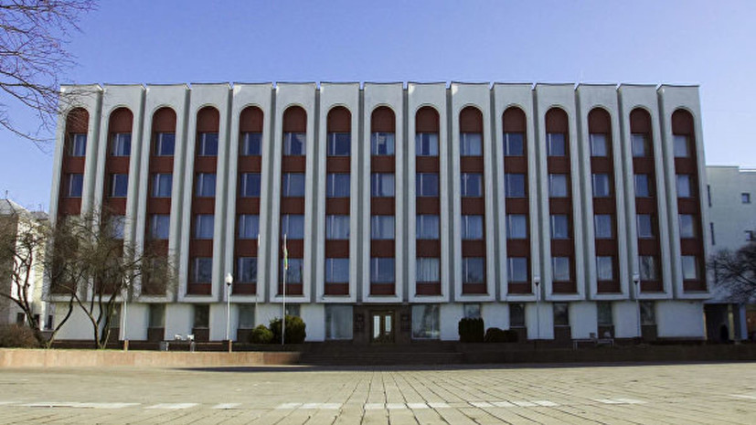 МИД Белоруссии: Минск и Вашингтон могут взаимно назначить послов через год-два