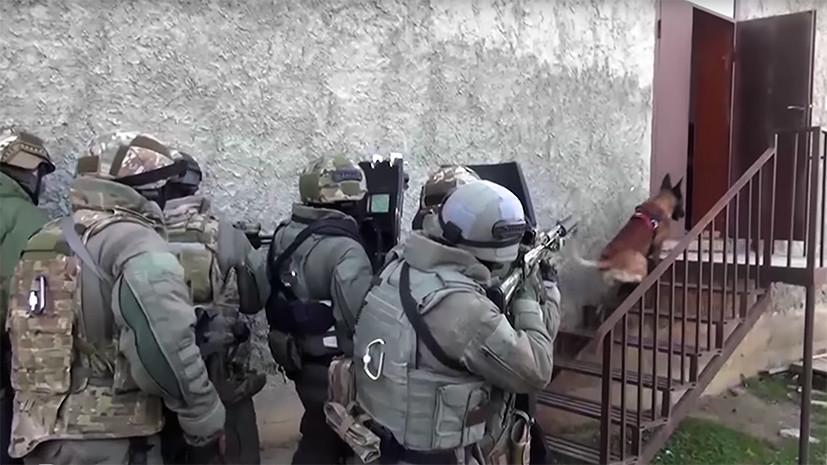 В Дагестане задержан причастный к взрывам в метро Москвы в 2010 году боевик