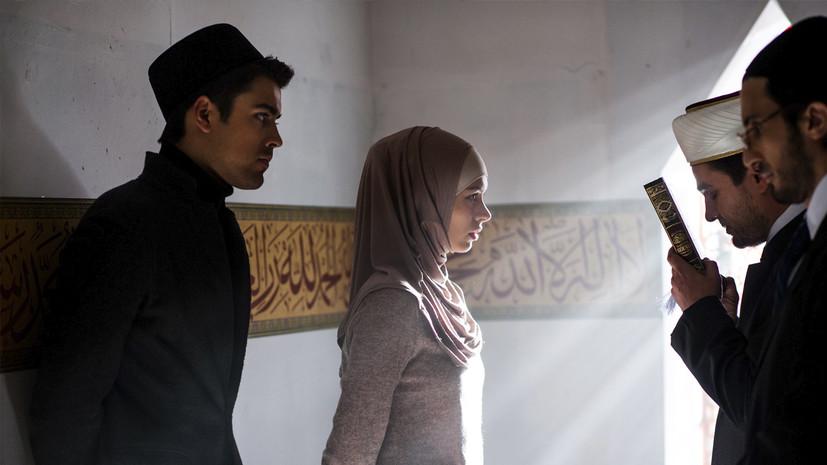 Жизнь в халифате: на экраны выходит сериал о вербовке россиянок в ряды боевиков