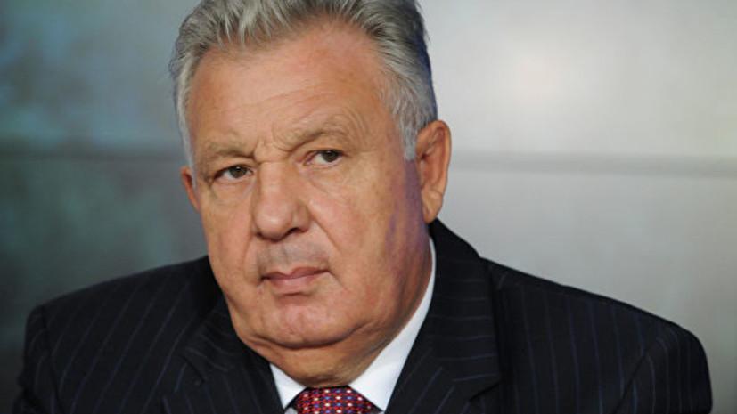 Бывшему губернатору Хабаровского края Ишаеву предъявлено обвинение