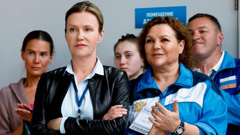 На замену «Молодёжке»: что представляет собой новая спортивная драма «Мамы чемпионов»