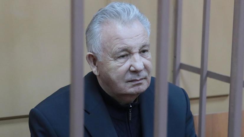 Суд отправил под домашний арест экс-главу Хабаровского края Ишаева
