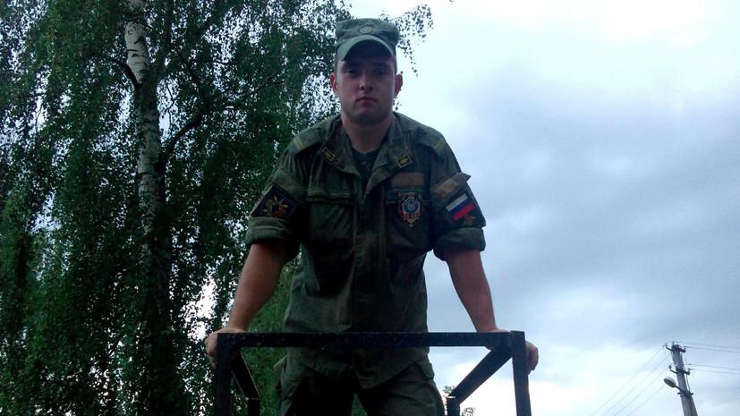 «Был спокойным, занимался спортом»: сбежавший из части в Тверской области военнослужащий найден мёртвым