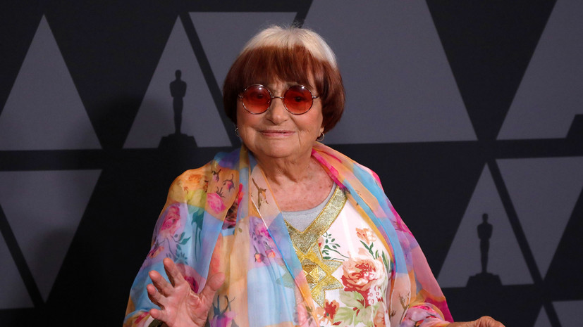 Умерла французский режиссёр Аньес Варда