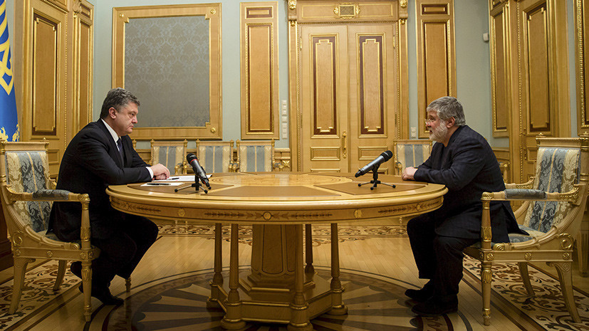 «Надеется на победу Зеленского»: что стоит за «пророссийской» риторикой украинского олигарха Игоря Коломойского