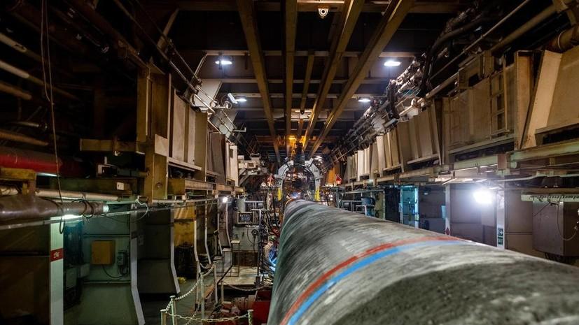 «Нафтогаз»: «Северный поток — 2» не заработает в заявленный срок