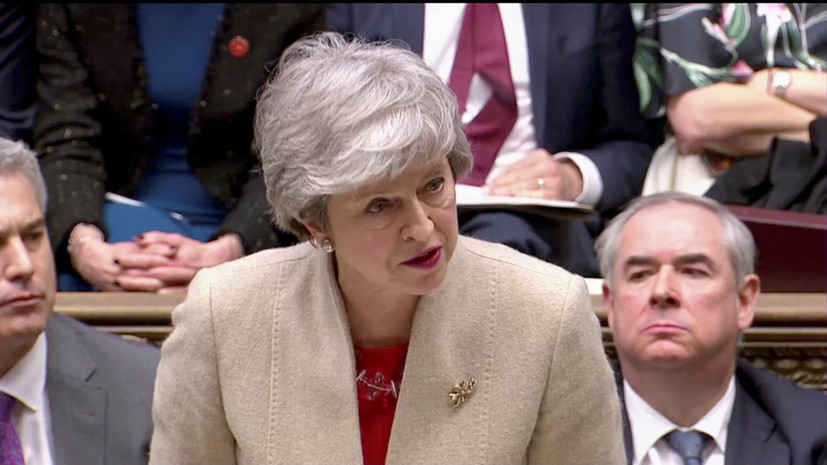 «Карусель брексита продолжает вращаться»: парламент в третий раз отклонил сделку Мэй по выходу из ЕС