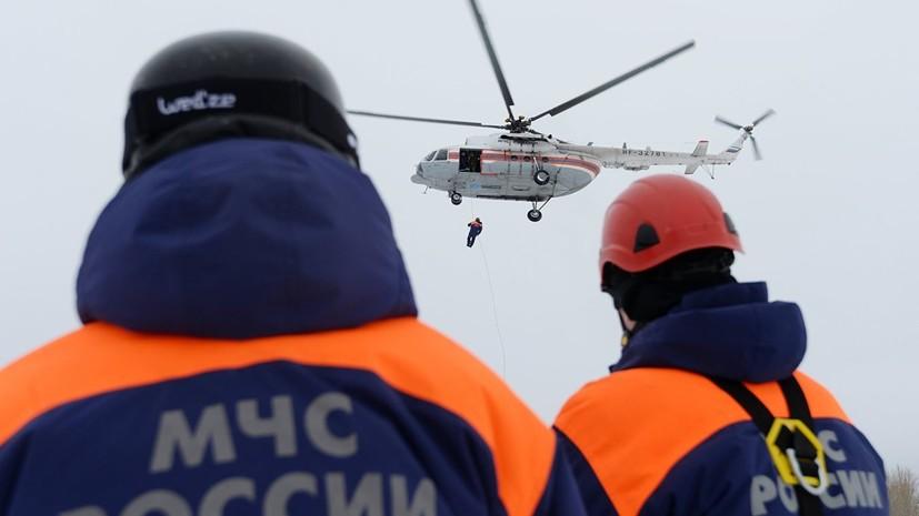 В Сочи из-за подтоплений в районе реки Кудепста объявили режим ЧС