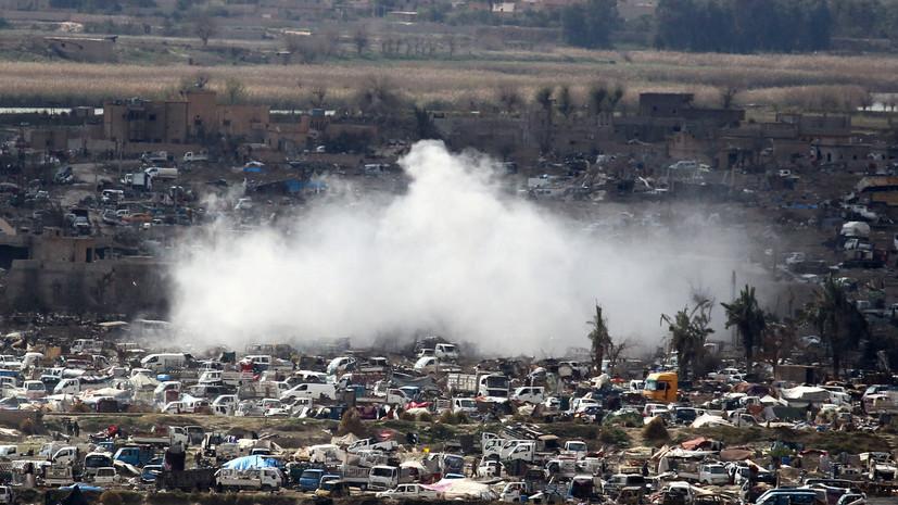 В ЦПВС заявили о подготовке западными спецслужбами провокации в Сирии