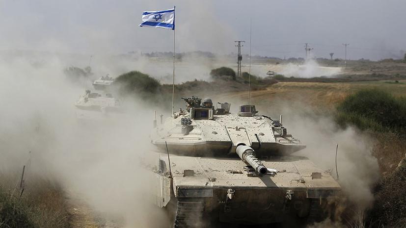 «Играет на руку радикалам»: к чему может привести рост напряжённости на границе Израиля и сектора Газа