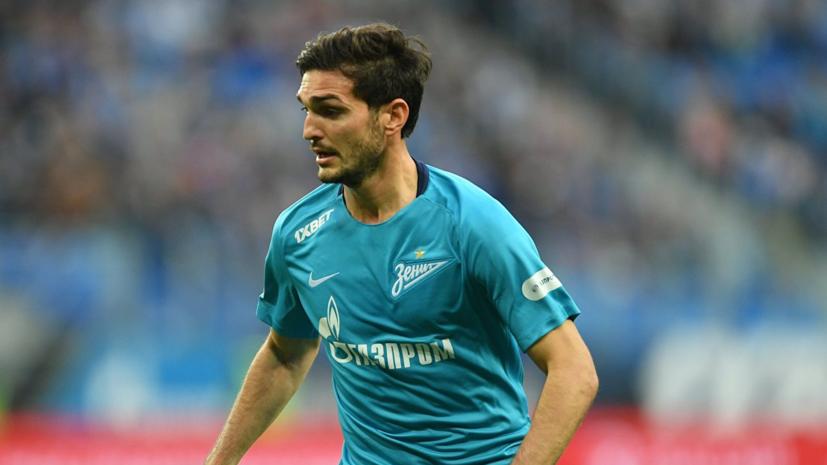 «Зенит» объявил стартовый состав на матч 21-го тура РПЛ с «Оренбургом»