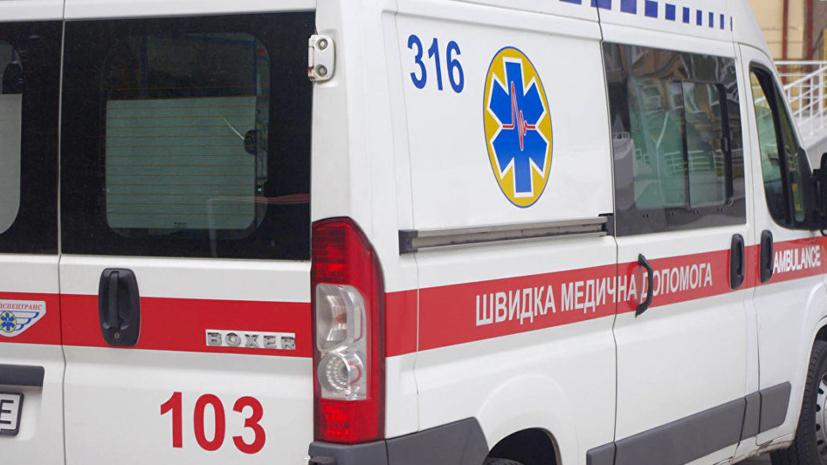 На избирательном участке во Львове умер пожилой мужчина