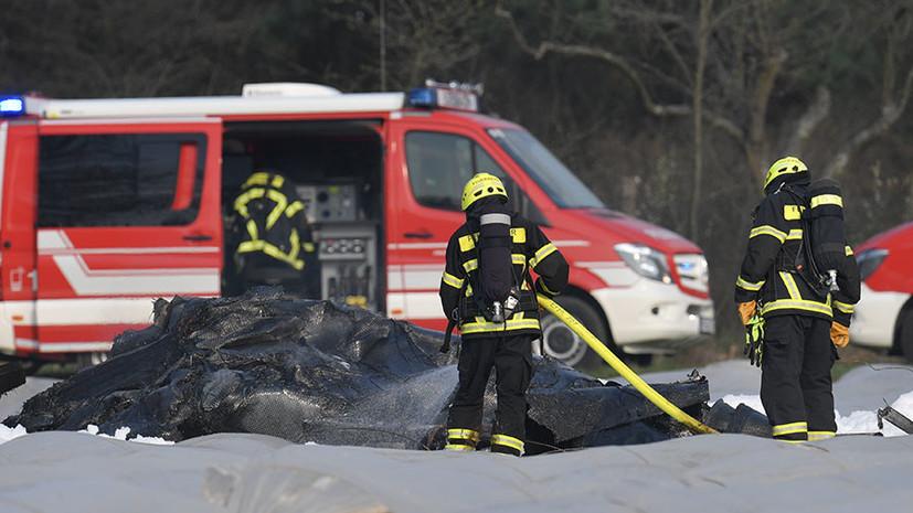 «Пилот не сообщал о неполадках»: совладелец S7 Group Наталия Филёва погибла в авиакатастрофе в Германии