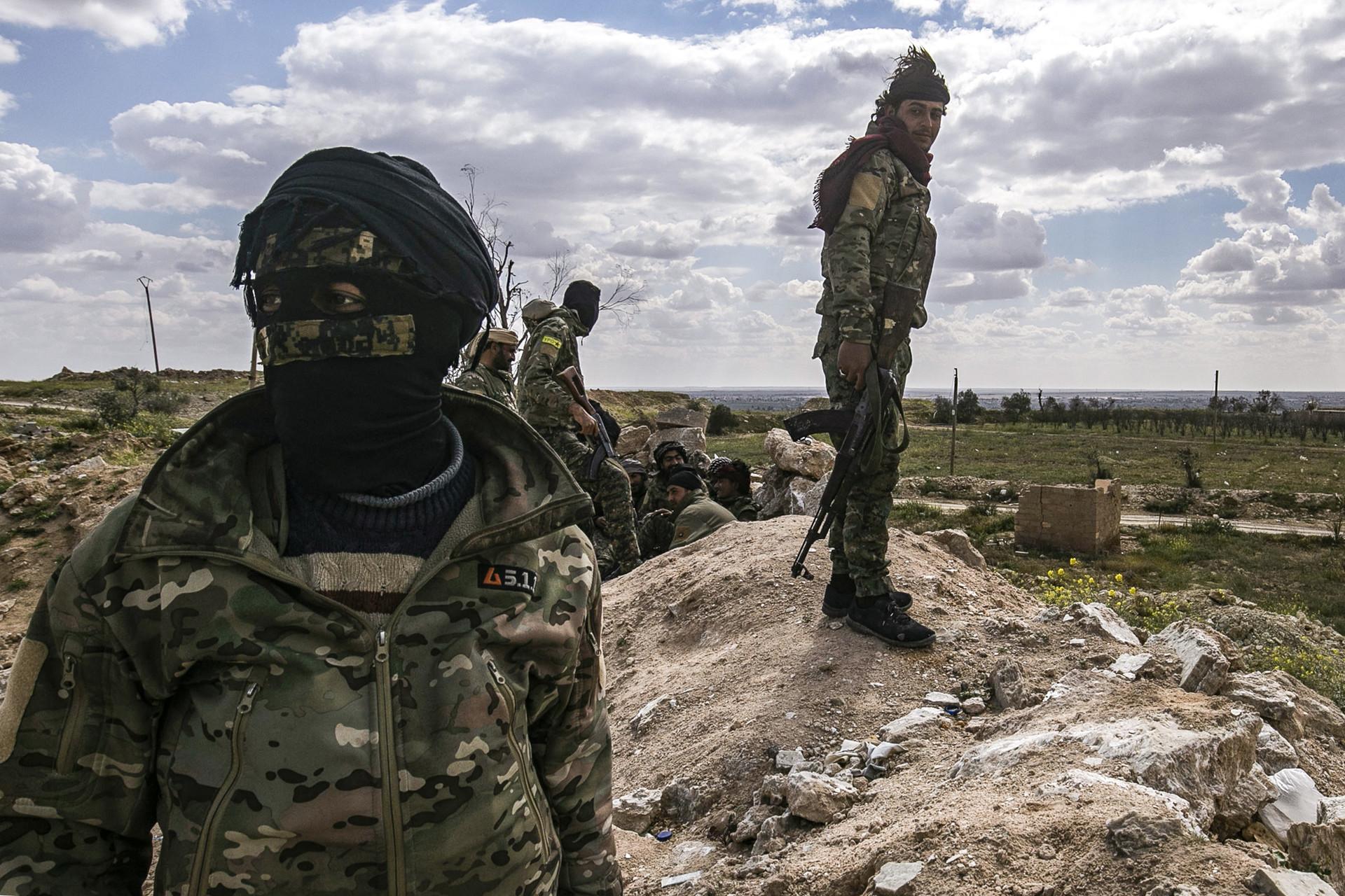 26 марта 2019 — #Сирия , ИГ — «Новости Сирии»
