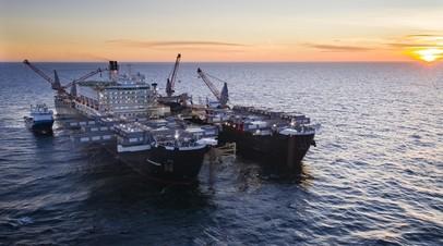 В Uniper заявили о реализации «Северного потока — 2» вопреки возможным санкциям США
