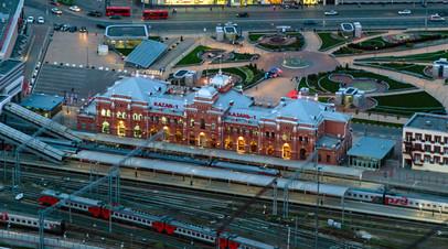 На вокзалах Казани, Уфы и Самары появится «умная» система информирования