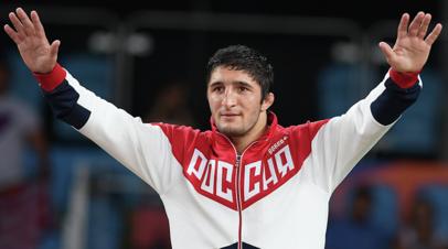 Садулаев пропустит Кубок мира по вольной борьбе из-за травмы