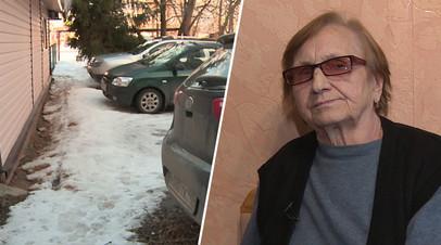 Женщина-инвалид из Калужской области не может покинуть собственный дом