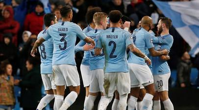 СМИ: ФИФА запретит «Манчестер Сити» регистрировать новых игроков до лета 2020 года
