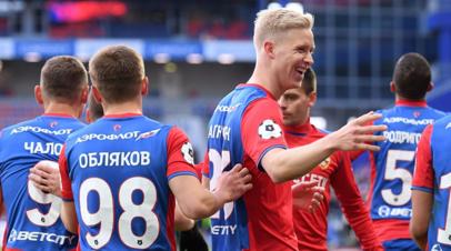 ЦСКА объявил стартовый состав на матч 20-го тура РПЛ с «Уралом»