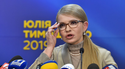 Тимошенко заявила о намерении наказать Порошенко за коррупцию в армии