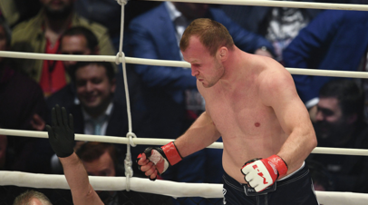 Стал известен соперник бойца MMA Шлеменко на турнире в Челябинске