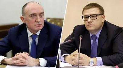 Борис Дубровский, Алексей Текслер
