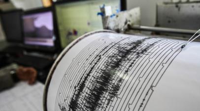 Землетрясение магнитудой 6,2 произошло в Турции