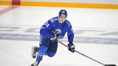 Хоккеист «Барыса» Орехов выписан из больницы