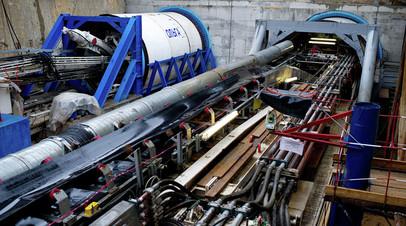 Первый участок розовой ветки метро запустят в Москве в начале июня