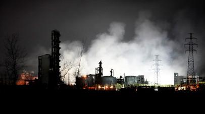 Число погибших при взрыве на химзаводе в Китае возросло до 62
