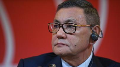 Рахимов временно сложил полномочия главы AIBA