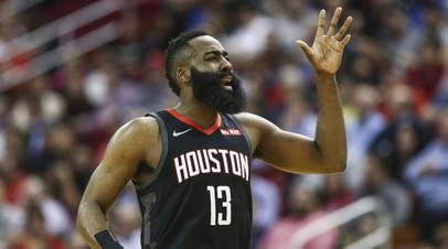 «Хьюстон» повторил свой рекорд, седьмой раз подряд пробившись в плей-офф НБА
